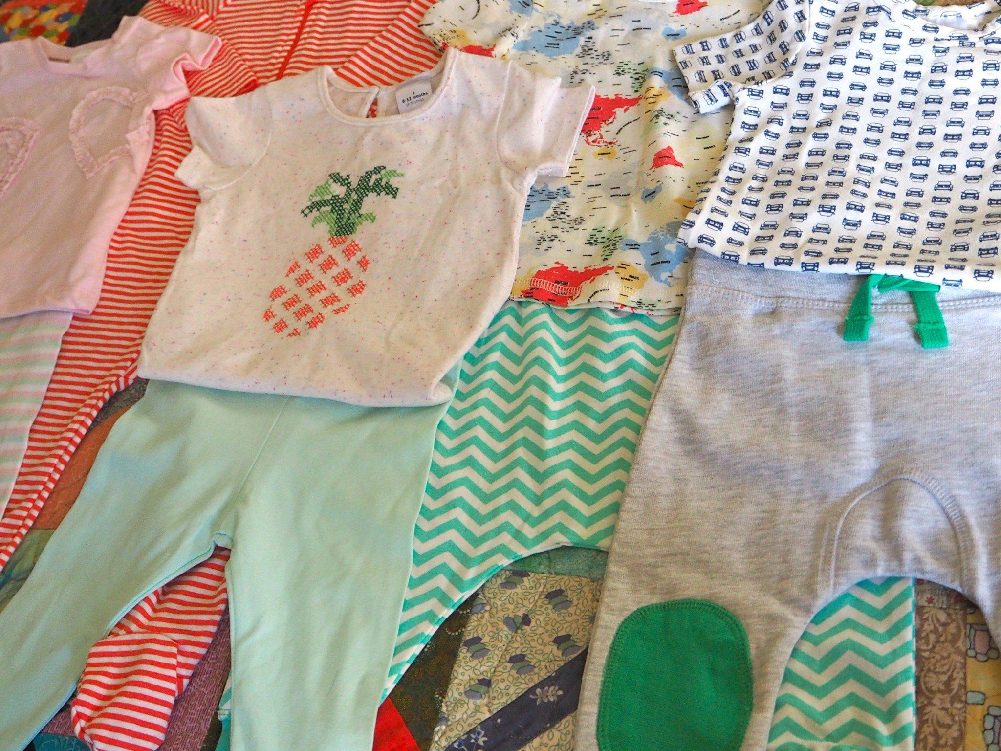 Shopping for Baby at Tar