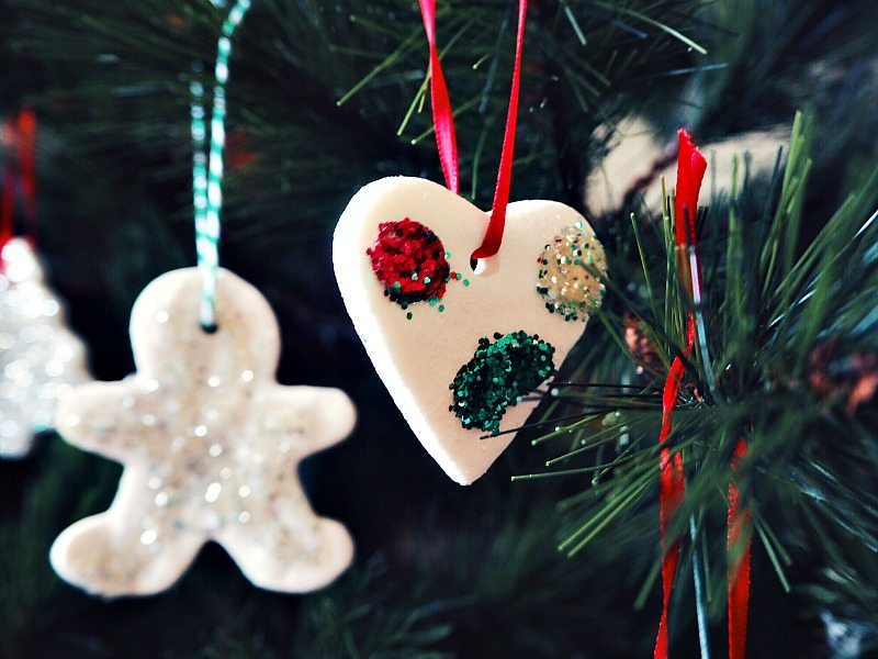 Clay Christmas Ornaments 2