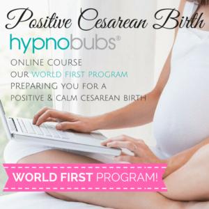 Hypnobirthing Australia Positive Caesarean Online Course