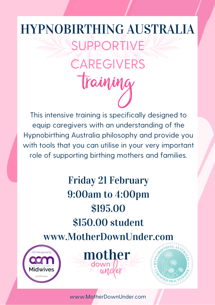 Supportive Caregivers Flyer
